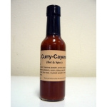 Curry Cayenne - Hot Wing Sauce
